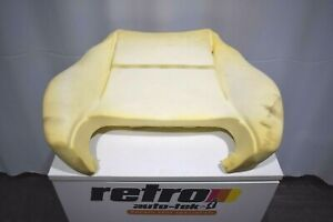 Recaro Sport/Trend/Style and AM19 Seat Base Foam Replacement Genuine