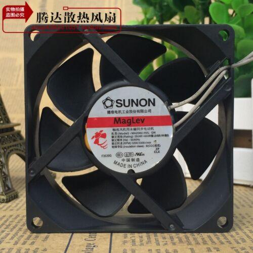 MA2082HVL SUNON 230V 80x25 V L 67,9m³//h For 1 pcs
