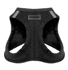 Voyager Soft Harness for Pets - No Pull Vest, Best Pet Supplies, Large, Black Co