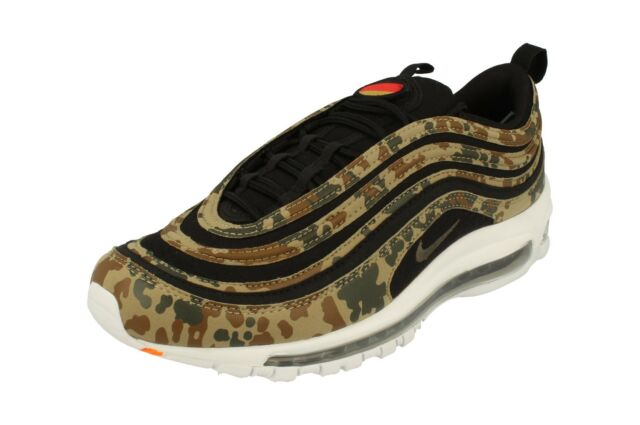 Nike Air Max 97 Premium QS Us7 Eur40 Country Camo Germany