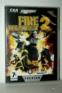 FIRE-DEPARTMENT-2-GIOCO-USATO-PC-CDROM-VERSIONE-ITALIANA-FR1-43302
