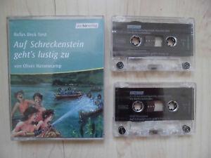 MC: Rufus Beck liest: Auf Schreckenstein geht s lustig zu – hörverlag Kassette – - Düssedorf, Deutschland - MC: Rufus Beck liest: Auf Schreckenstein geht s lustig zu – hörverlag Kassette – - Düssedorf, Deutschland
