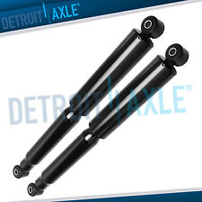 Chevy Suburban 1500 Tahoe Shock Absorbers For Both Rear Driver Amp Passenger Sides Fits 2007 Chevrolet Suburban 1500