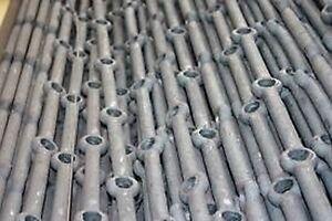 Barre forate ferro battuto foro tondo 12 barra a mt 2 per finestre recinzioni ebay - Prezzo inferriate finestre ...