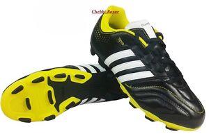 Zu Adidas Fg Gelb Kinder Schwarz Fußballschuhe Junior