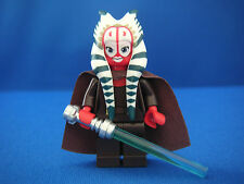 Lego Figurine Minifig Star Wars - Shaak Ti Neuve New / Set 7931