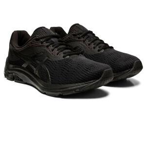 Asics-Homme-Gel-Pulse-11-Chaussures-De-Course-Baskets-Baskets-Noir-Sport