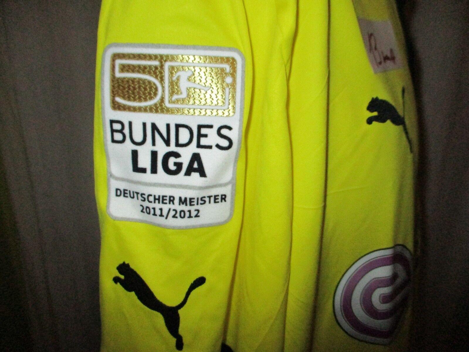 Borussia Trikot Dortmund Puma Heim Trikot Borussia 2012/13