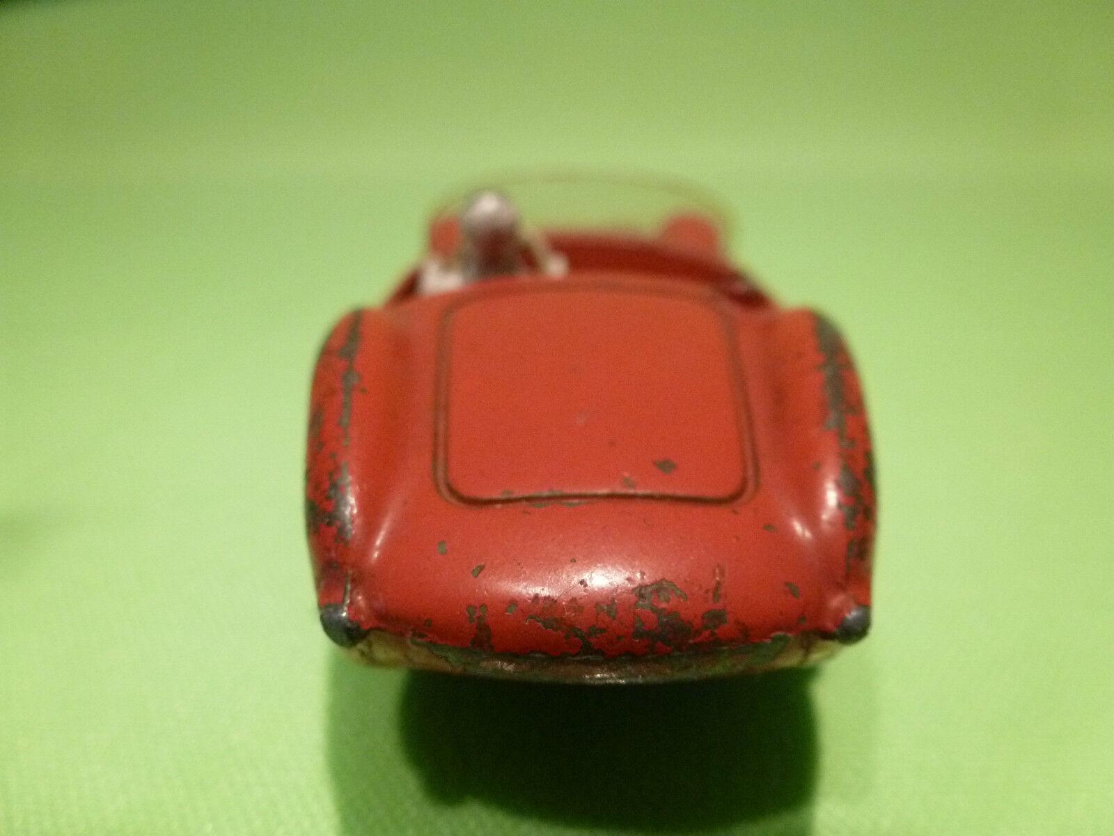 DINKY TOYS 22C MASERATI - - - RED 1 43 - RARE SELTEN  - GOOD CONDITION 80f56f