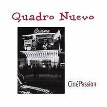 Cine-Passion-von-Quadro-Nuevo-Mulo-Francel-CD-Zustand-gut
