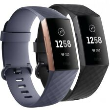 Fitbit Charge 3 Fitnesstracker Activity Tracker Fitnessarmband Smartwatch Uhr