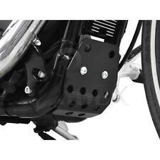 Harley Davidson Sportster XR 1200 BJ 2004- Motorschutz Bugspoiler Schwarz