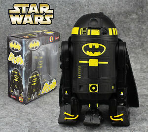 Star Wars Batman Force Figure R2 D2 Cos Awakens R2d2 Droid Bootleg ...