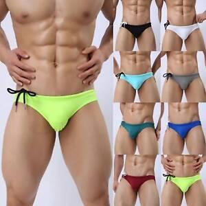 Pool Underpants Trunks Underwear Briefs Shorts Swimming Surf Beachwear Swim Men