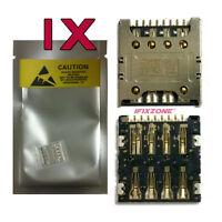 1 X Sim Card Reader Slot Socket For Lg L70 D320 D320n D320f D325 Usa