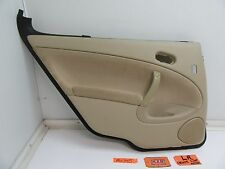 SAAB 9-5 9 5 REAR BACK DOOR PANEL LEFT L LH LR DRIVER INTERIOR POWER SEDAN