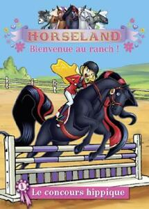 Details About Horseland Welcome At The Ranch No 1 The Contest Equestrian Dvd New