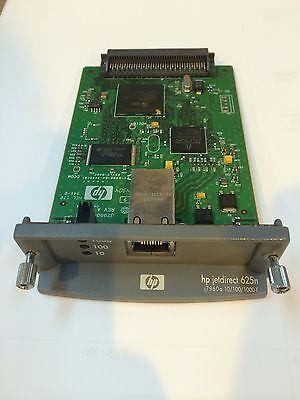 HP JetDirect 625n J7960A Gigabit Ethernet Network Card Print Server + Warranty