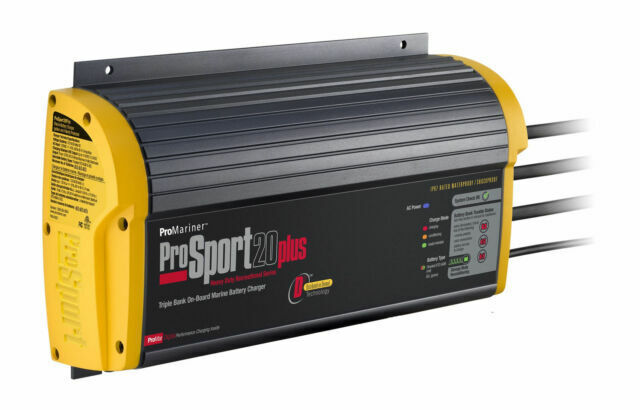 ProMariner PRO-43021 ProSport 20+ Gen 3, 12/24/36 Volt, 20 A