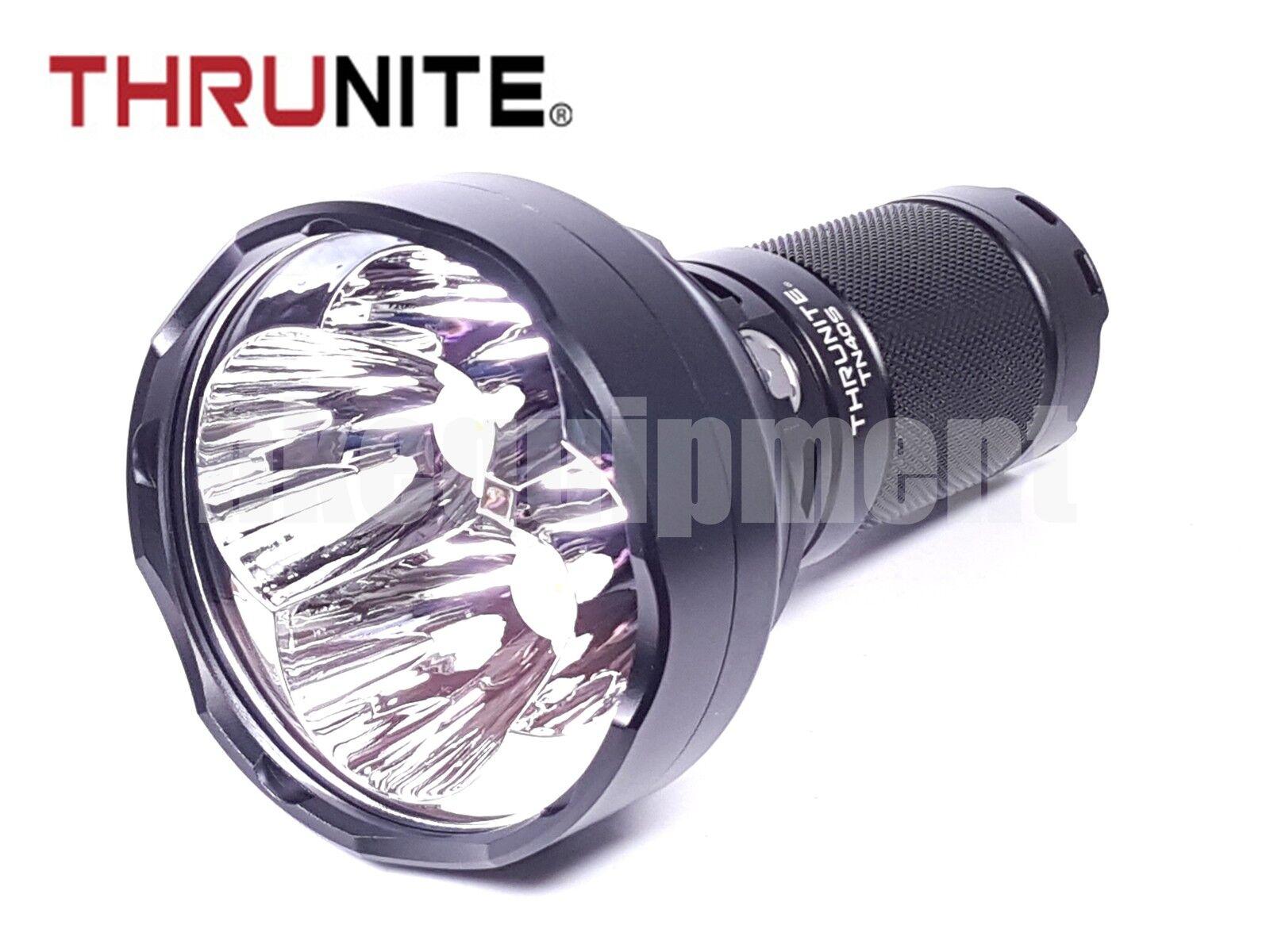 Thrunite TN40S 4x Cree XP-L HI 4450lm 4x 18650 Neutral Weiß LED Torch