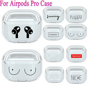 Clear-PC-Protective-Case-Cover-Cartoon-Pattern-For-Apple-Airpods-Pro-Airpod-3