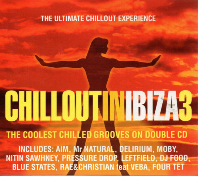 Chillout In Ibiza 3 (double CD 2001) BRAND NEW