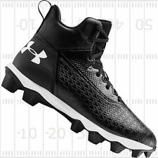 Under Armour Hammer Mid RM Big Kid//little Kid Football Cleat Size 2y for sale online