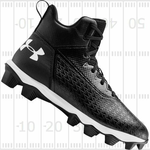 2019 Under Armour Youth Boys Hammer WIDE WIDTH Football Lacrosse Cleats Shoes