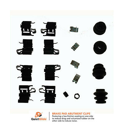 Carlson Quality Brake Parts H5793Q Disc Brake Hardware Kit