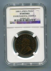 South-Africa-ZAR-NGC-Certified-1898-Kruger-Penny-XF-Detail-number-2