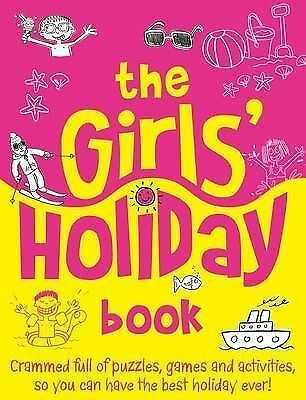 1 of 1 - The Girls' Holiday Book, Ellen Bailey, New Book