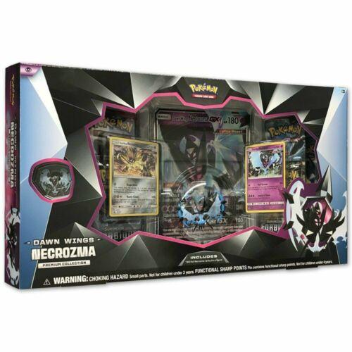 Pokemon Dawn Wings Necrozma Premium Collection Sealed New