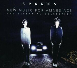 Sparks-The-Essential-Collection-New-Music-For-Amnesiacs-CD