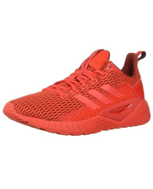 best service 5233d 03918 Men Adidas Questar Climacool Response Running Lifestyle Shoes Core Red  DB1156