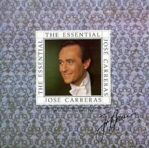 The-Essential-Jose-Carreras-Audio-CD-By-Jose-Carreras-VERY-GOOD