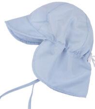 Buy I Play. Toddler Boys Flap Sun Protection Hat Light Blue Sailboat ... cae26391ed44