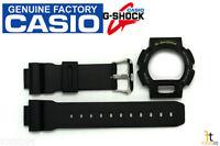 Casio Dw-9052-1b G-shock Original Black Band & Bezel Combo Dw-9050-1b Dw-9051