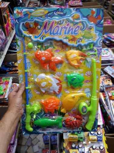 set  canne da pesca pesci Kit gioco di qualità giocattolo toy a35 natale