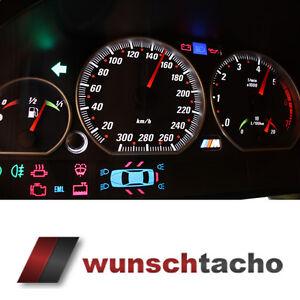 Tachoscheibe-fuer-Tacho-BMW-E46-Benziner-Vamp-300-kmh-Top