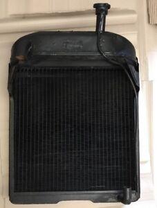 Austin-Morris-Ld-Radiator