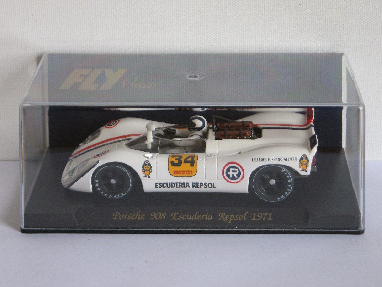 FLY Car Classic Porsche 908 Escuderia Repsol 1971 Ref. C17