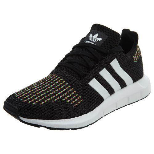 Adidas Swift Run Womens Style : Cq2025 Black/White/Black Womens Size 5.5