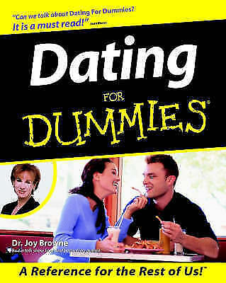 Dating for Dummies (For Dummies), Joy ,Dr. Browne, Used; Acceptable Book