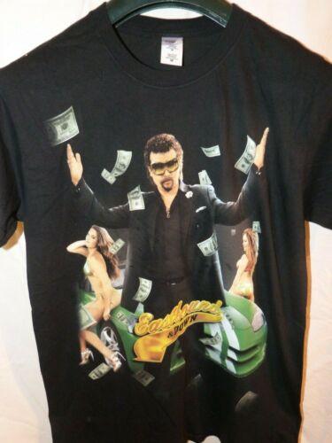 Brand New Danny McBride Eastbound /& Down Black T Shirt