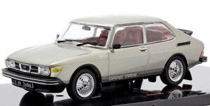 SAAB 99 Turbo Combi Coupe - 1977 - greymetallic - IXO 1:43