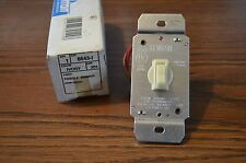 Leviton 6643 i ivory 3 way toggle dimmer 600w 120v old stock ebay leviton 6643 i ivory 3 way toggle dimmer 600w 120v new old stock sciox Choice Image