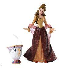 Disney haute Couture la belle et la bête Noël Belle & Chip