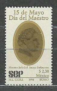 Mexico - Mail 1998 Yvert 1788 MNH