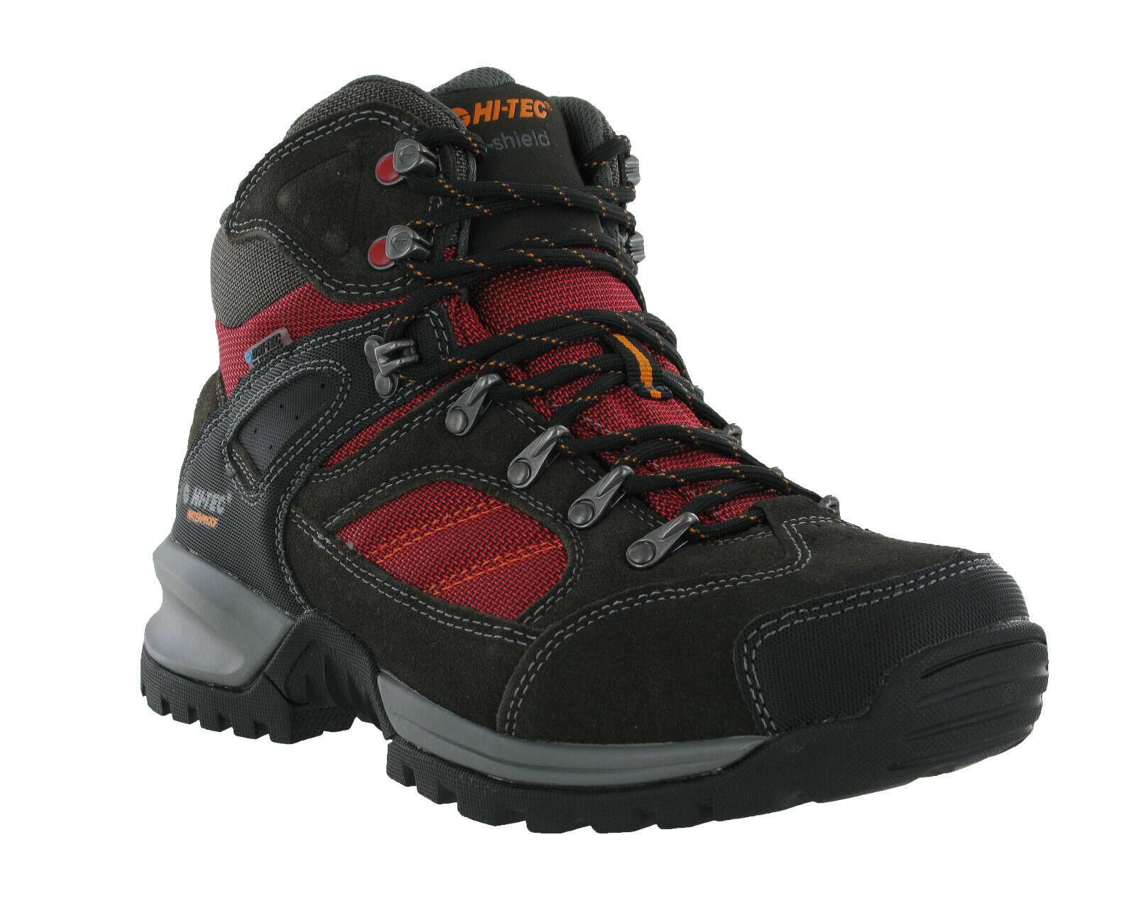 Hi-Tec Hombre Monte Diablo botas para  excursionismo a prueba de agua de gran altura yo sólo Reino Unido 6 6.5 13  entrega gratis