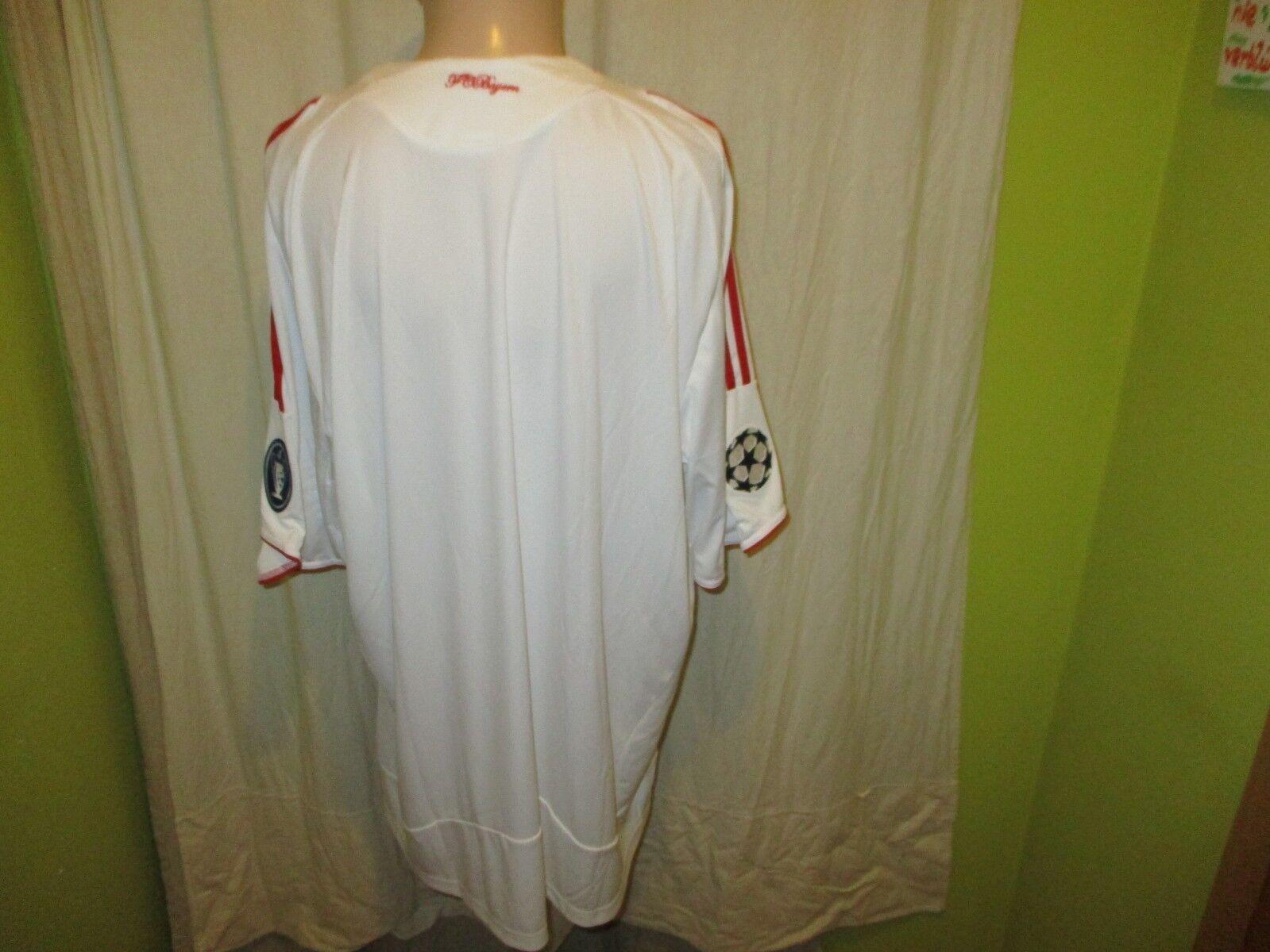 FC Bayern München Adidas Champions League Trikot 08 09 T